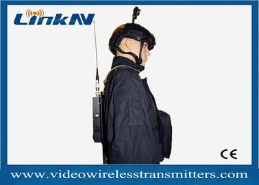 2Km - 8KM Latency Low Full Hd Wireless Transmitter، Microware Hdmi Video COFDM Transmitter